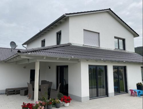 Neubau Einfamilienwohnhaus mit Garage in Velburg