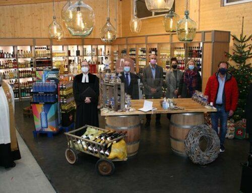 Neueröffnung Getränkefachmarkt Hörl